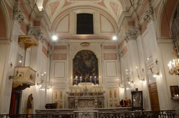 Il Cersim recentemente si sta occupando del recupero della Chiesa della Graziella , unico residuo architettonico del celebre Teatro San Bartolomeo , celebre teatro di corte napoletano .